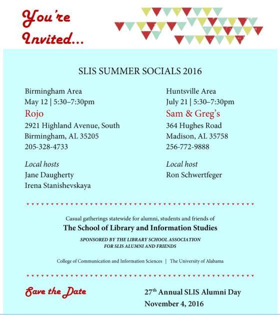 SLIS Invite